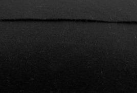 Сукно шинельное черное