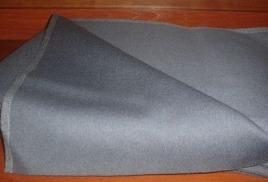 Сукно шинельное серое